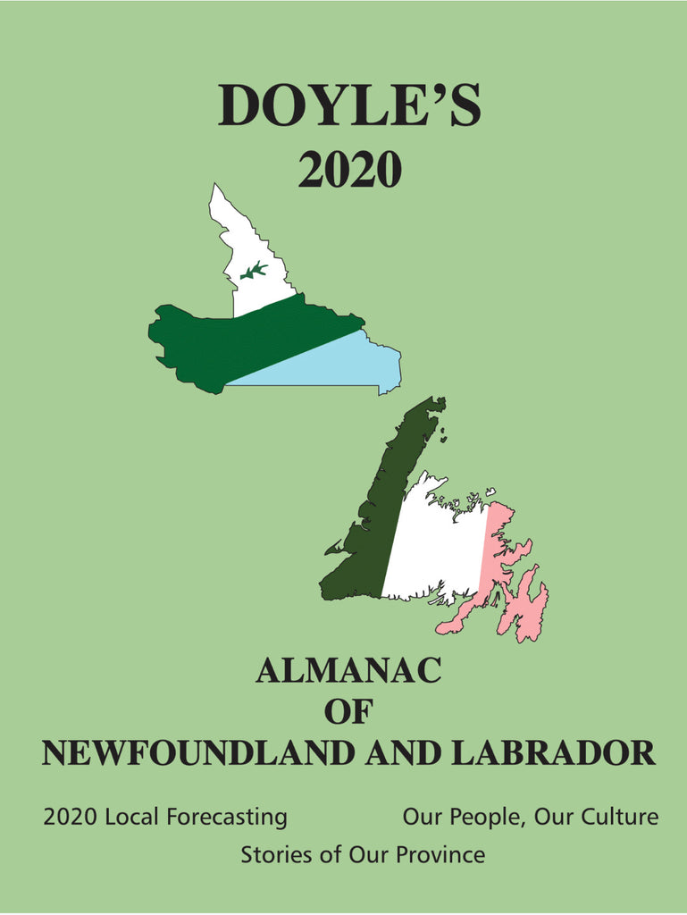 Doyle's 2020 Almanac of Newfoundland and Labrador