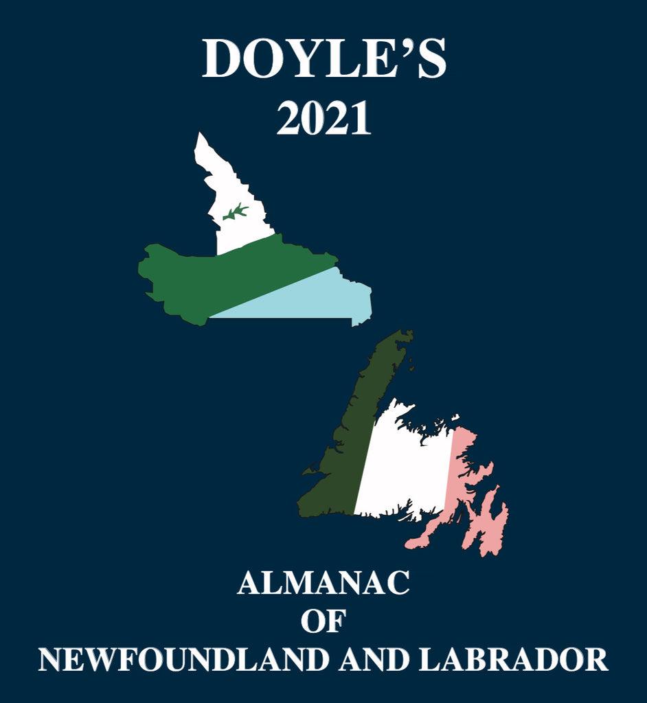 Doyle's 2021 Almanac of Newfoundland and Labrador