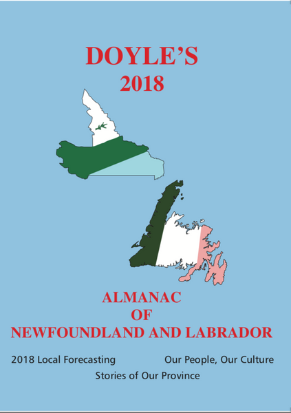 2018 Doyle's Almanac of Newfoundland and Labrador