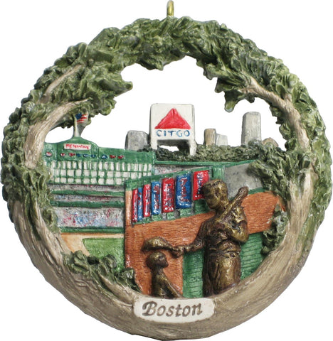 Boston Kenmore Square Christmas Ornament