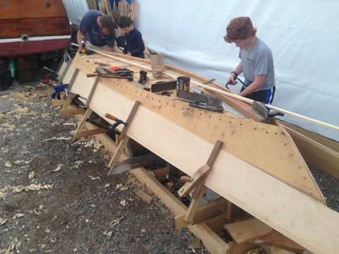 Boat Building Classes
