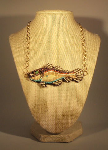 Codfish Necklace