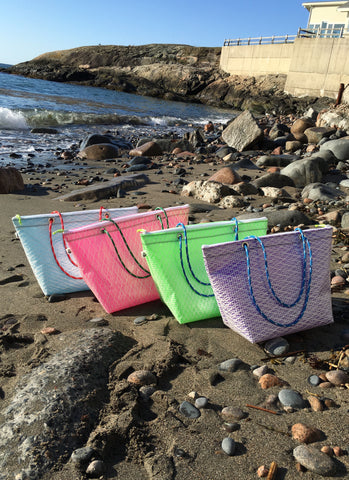 Sailcloth Tote Bag