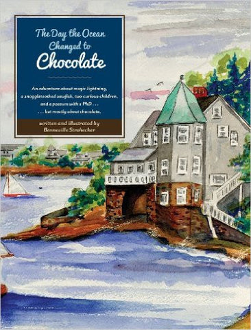 Chocolate by the Sea, Four Piece Gift Set