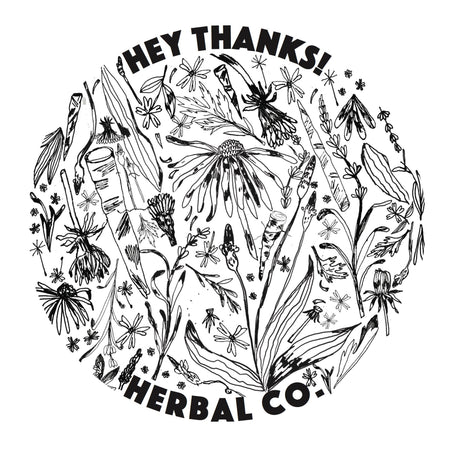 Hey Thanks! Herbal Co.