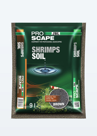 JBL ProScape Shrimps Soil - Brown