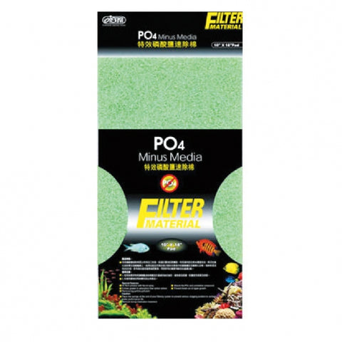 ISTA Filter Media Pad - PO4 Phosphates