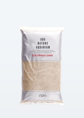 ADA Sand Colorado Cosmetic substrate from ADA products online in Dubai and Abu Dhabi UAE