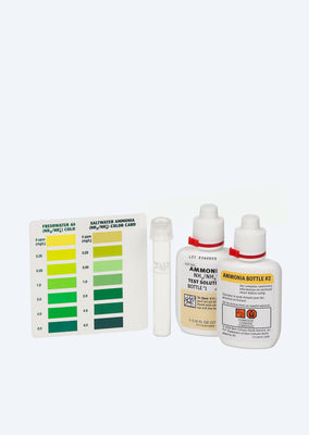 API Ammonia Test Kit water from API products online in Dubai and Abu Dhabi UAE