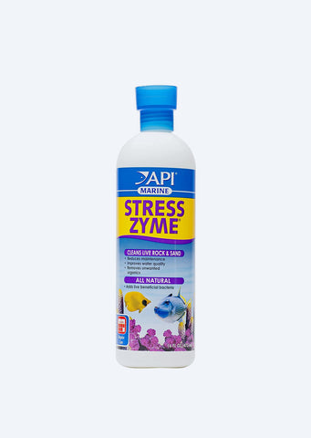 API Marine Stress Zyme water from API products online in Dubai and Abu Dhabi UAE