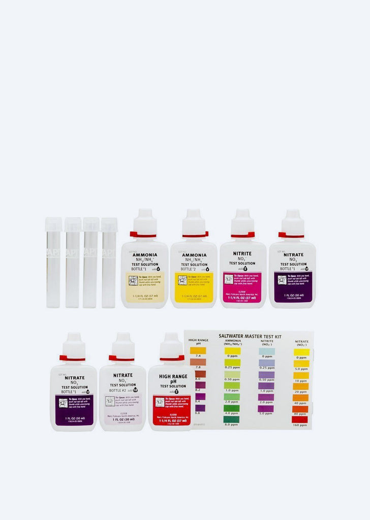 API Saltwater Master Test Kit water from API products online in Dubai and Abu Dhabi UAE