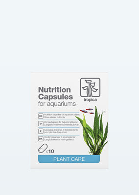 Tropica Nutrition Capsules additive from Tropica products online in Dubai and Abu Dhabi UAE