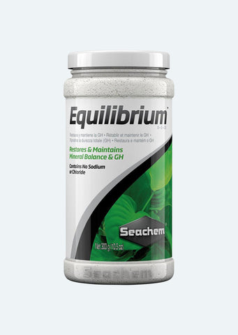 Seachem Equilibrium water from Seachem products online in Dubai and Abu Dhabi UAE