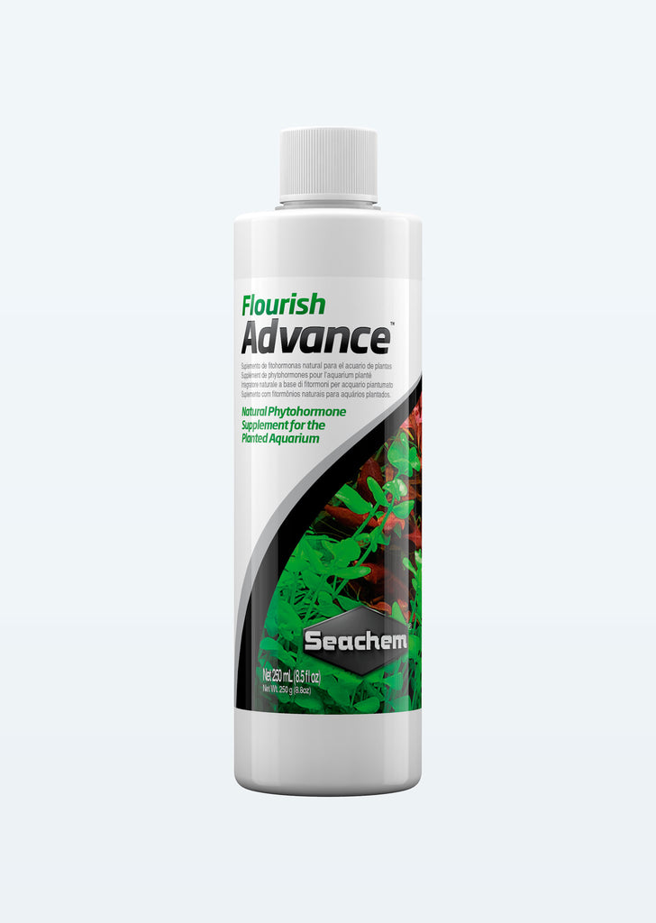 Seachem Flourish Advance additive from Seachem products online in Dubai and Abu Dhabi UAE