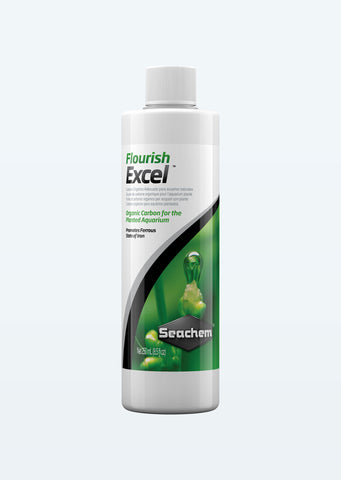 Seachem Flourish Excel additive from Seachem products online in Dubai and Abu Dhabi UAE