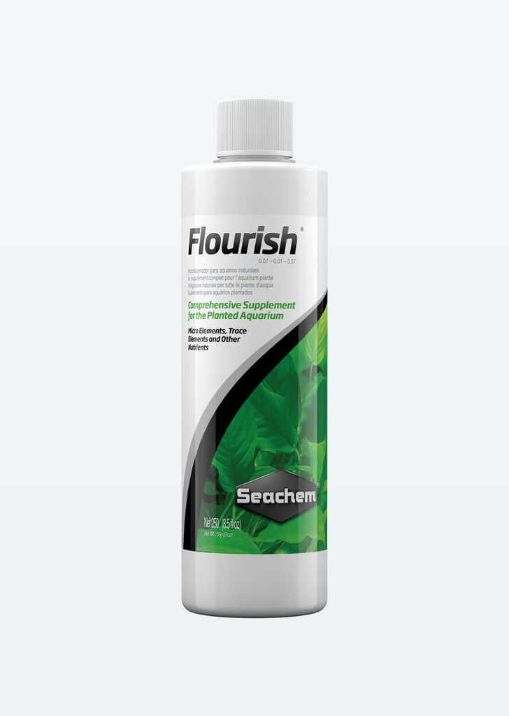 Seachem Flourish additive from Seachem products online in Dubai and Abu Dhabi UAE