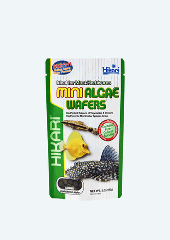 Hikari Mini Algae Wafers food from Hikari products online in Dubai and Abu Dhabi UAE