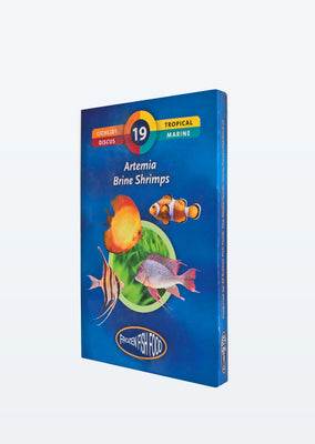 3F Frozen Artemia Brine Shrimp food from 3F & Ruto products online in Dubai and Abu Dhabi UAE