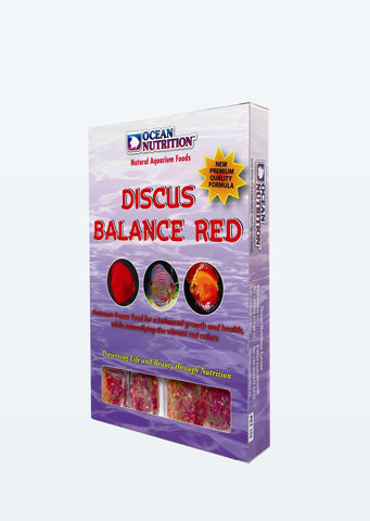 Ocean Nutrition Discus Balance Red