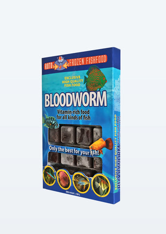 Ruto Frozen Bloodworm Blister