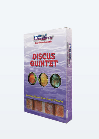 Ocean Nutrition Discus Quintet food from Ocean Nutrition products online in Dubai and Abu Dhabi UAE