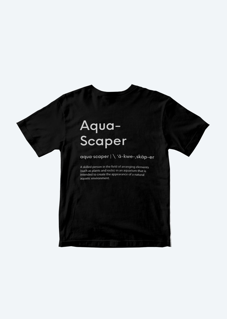 Aquascaper Tshirt art from Discus.ae products online in Dubai and Abu Dhabi UAE