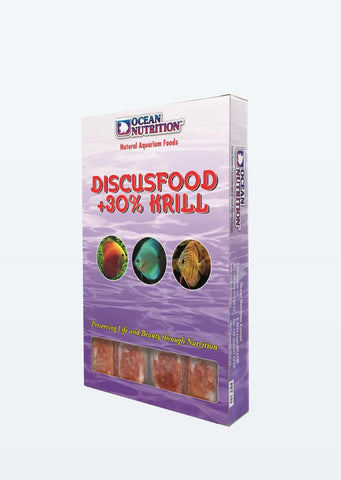 Ocean Nutrition Discus Food + 30% Krill food from Ocean Nutrition products online in Dubai and Abu Dhabi UAE