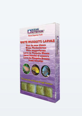 Ocean Nutrition White Mosquito Larvae food from Ocean Nutrition products online in Dubai and Abu Dhabi UAE