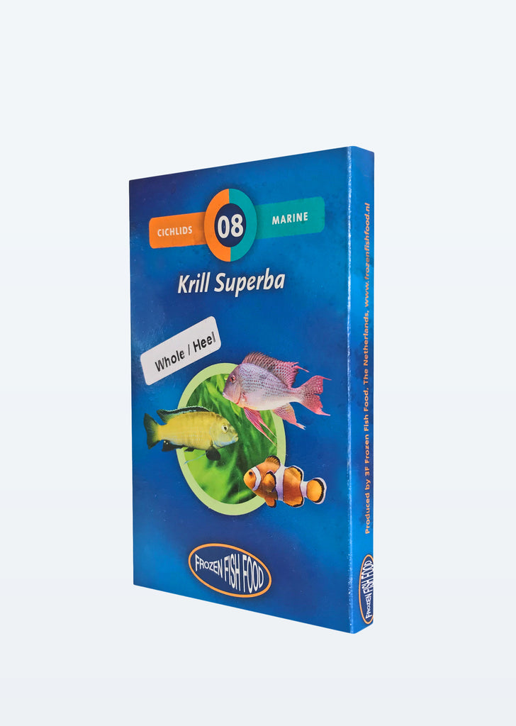 3F Frozen Krill Superba Fish Food