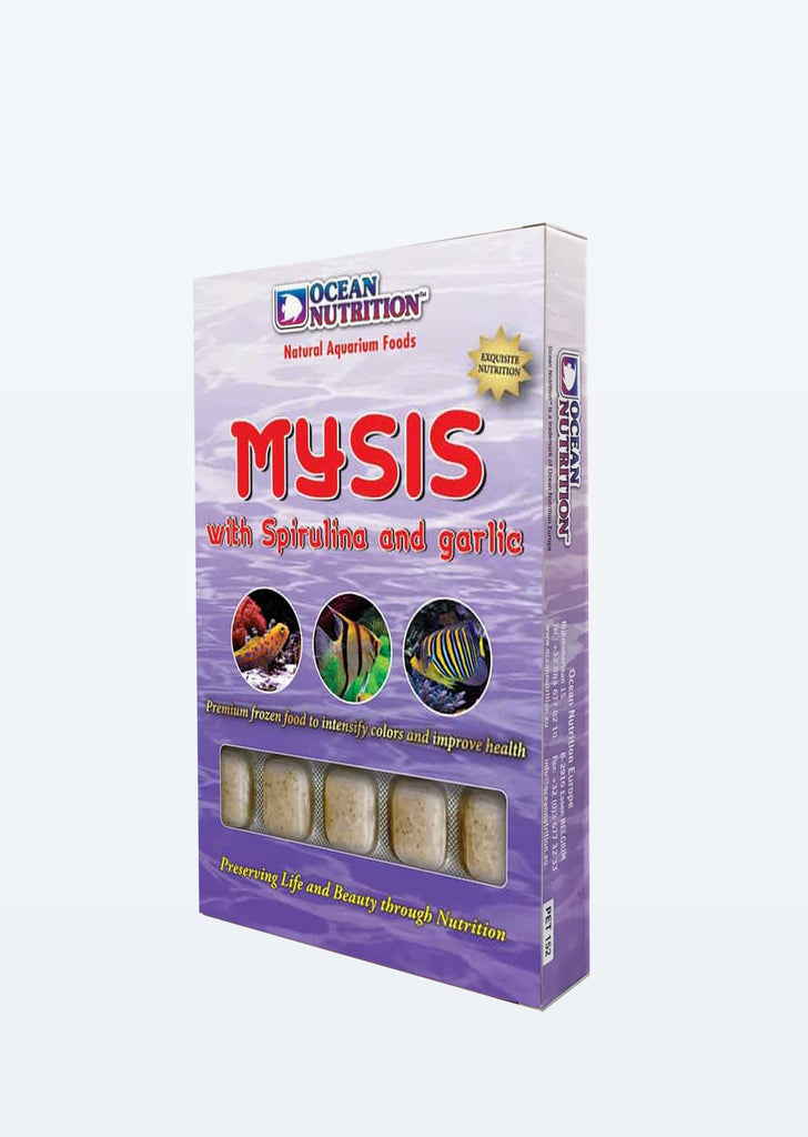 Ocean Nutrition Mysis with Spriluna and Garlic food from Ocean Nutrition products online in Dubai and Abu Dhabi UAE
