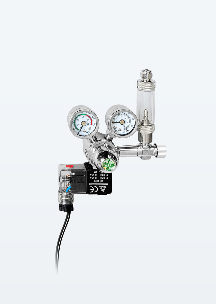 ISTA CO2 Twin Gauge Regulator Co2 from Ista products online in Dubai and Abu Dhabi UAE