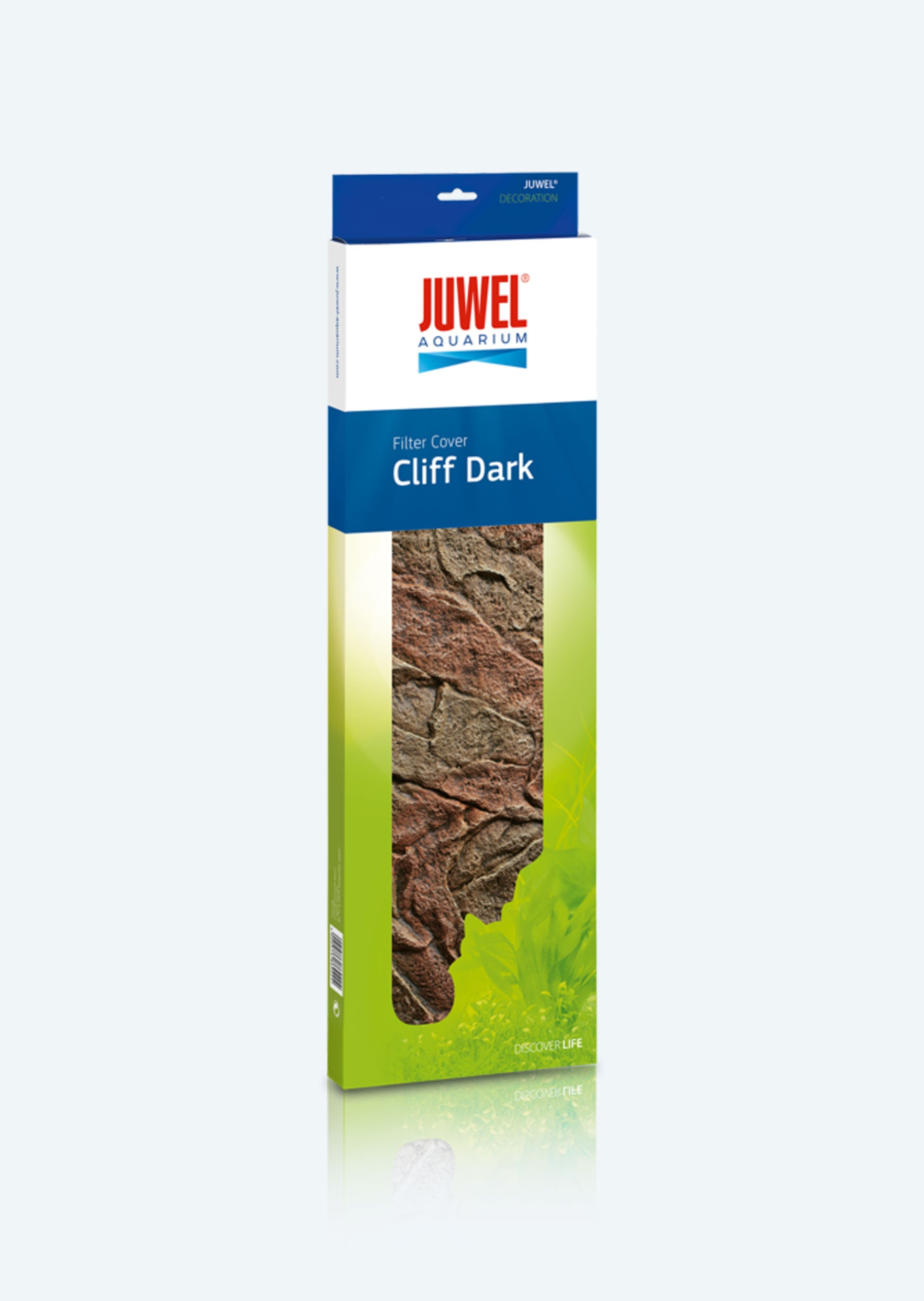 JUWEL Filter Cover: Cliff Dark
