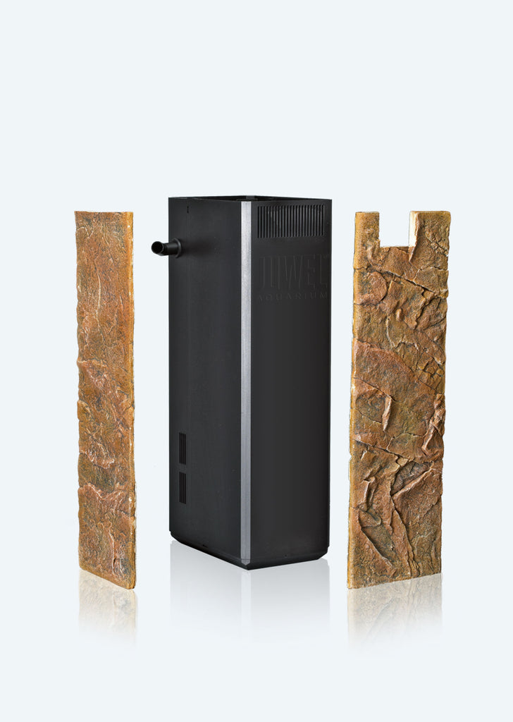 JUWEL Filter Cover: Cliff Dark decoration from Juwel products online in Dubai and Abu Dhabi UAE
