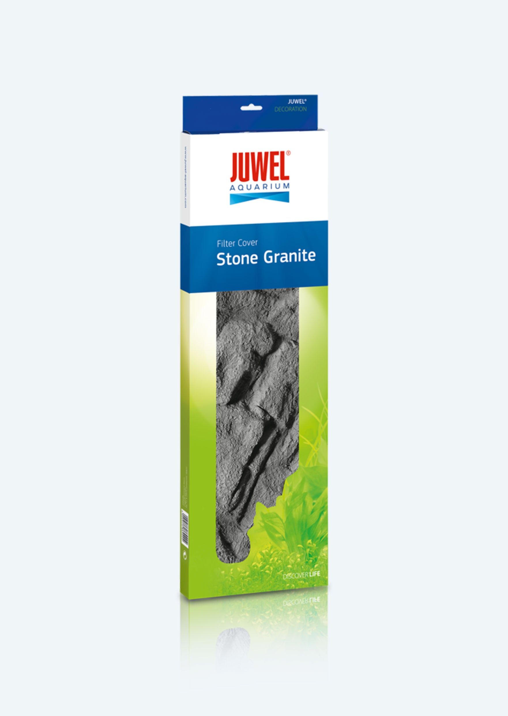 JUWEL Filter Cover: Stone Granite