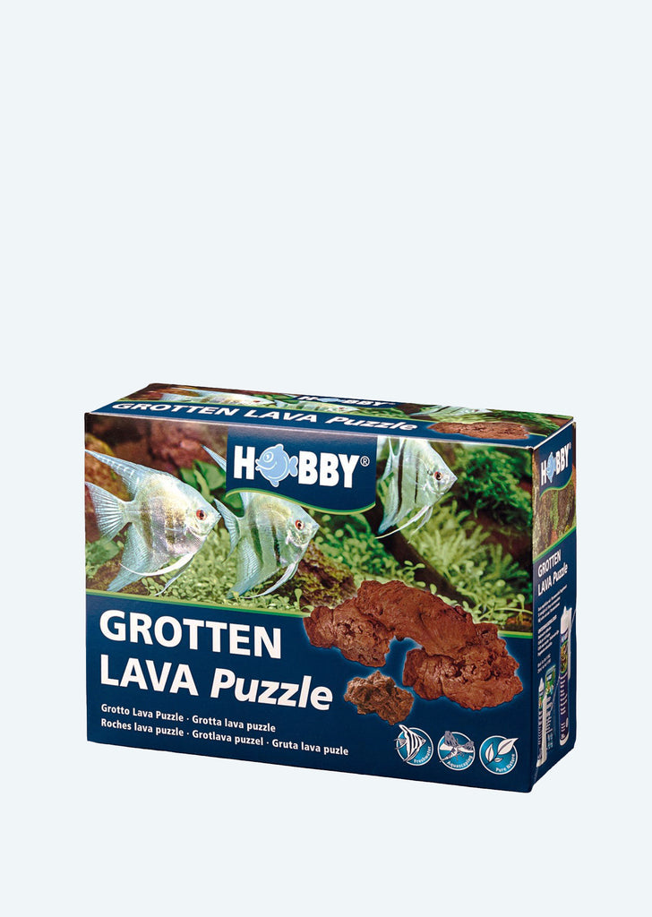 HOBBY Grotto Puzzle Lava decoration from Hobby products online in Dubai and Abu Dhabi UAE