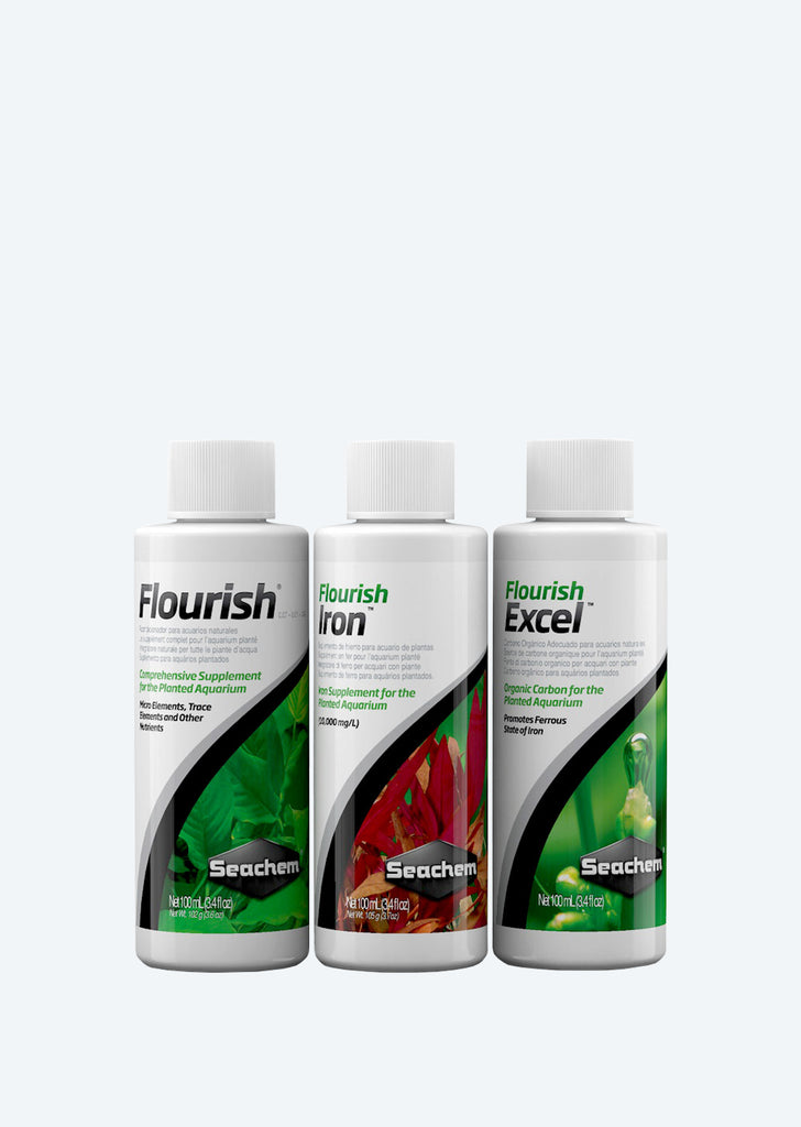 Seachem Plant Pack Fundamentals additive from Seachem products online in Dubai and Abu Dhabi UAE