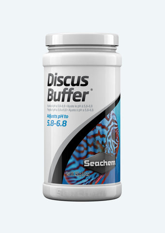Seachem Discus Buffer water from Seachem products online in Dubai and Abu Dhabi UAE