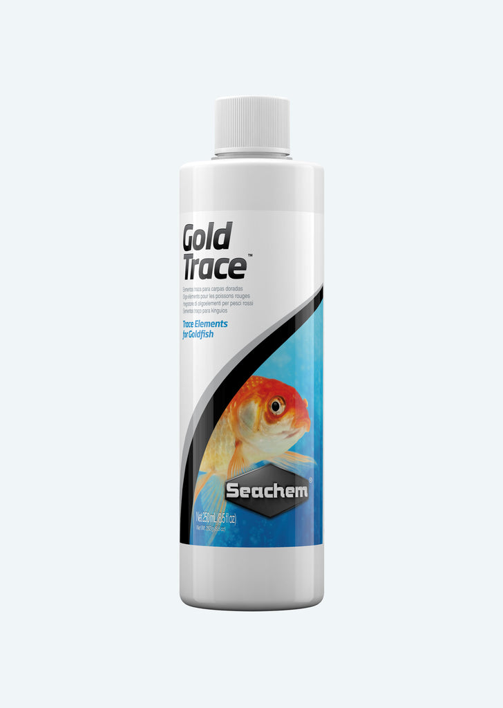 Seachem Gold Trace water from Seachem products online in Dubai and Abu Dhabi UAE