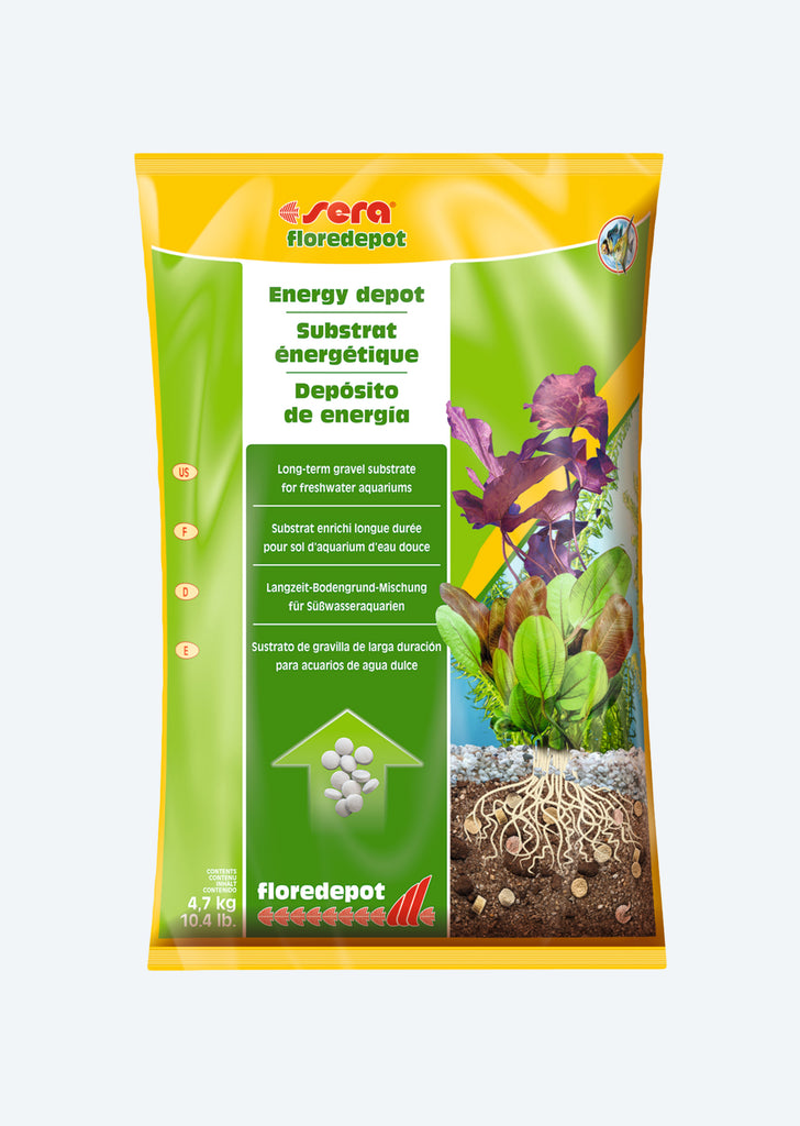 sera Floredepot Substrate substrate from sera products online in Dubai and Abu Dhabi UAE