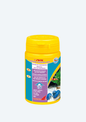 sera Shrimp Mineral Salt shrimp additives from sera products online in Dubai and Abu Dhabi UAE