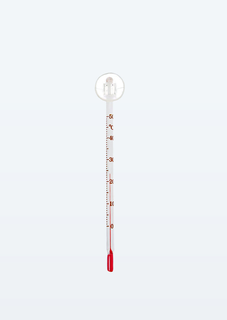 Aquarium Glass Thermometer 14 cm