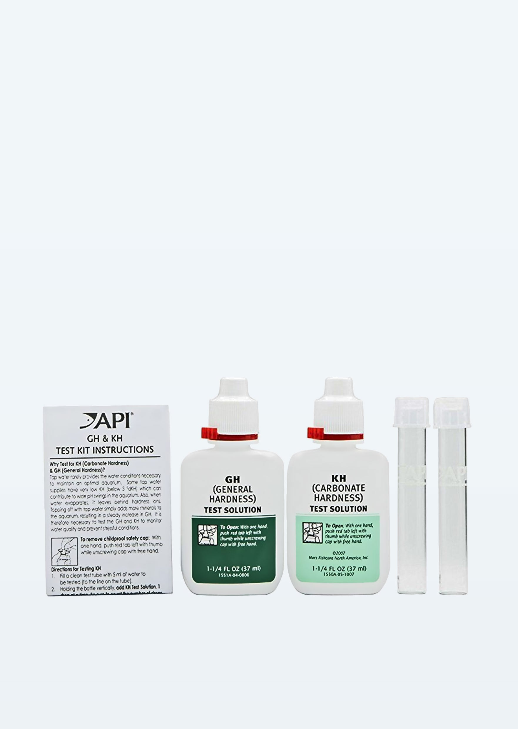 API Test GH & KH Hardness Kit
