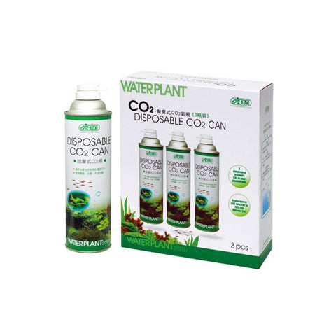ISTA CO2 Disposable Can (3 pc.)