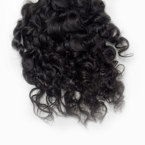Curly Indian Virgin Hair