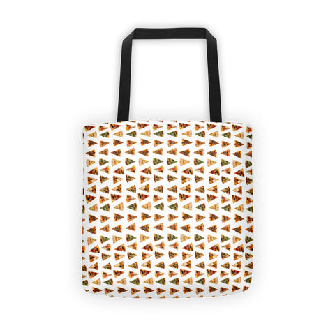 All-Over Pizza Slices Tote bag