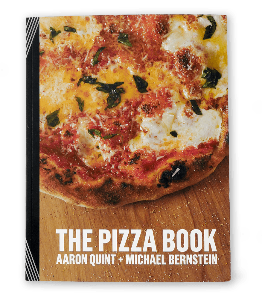 The Pizza Book (cover)