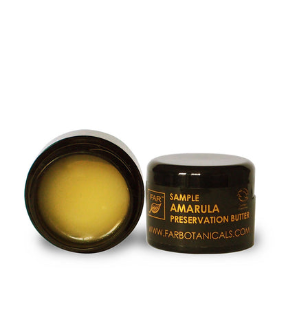 SAMPLE: Amarula Preservation Butter - FAR Botanicals