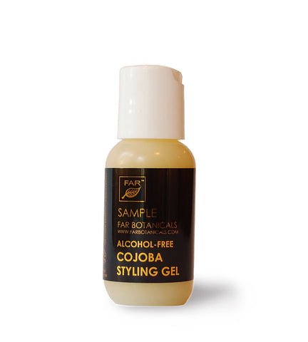 SAMPLE: Alcohol-Free Cojoba Styling Gel - FAR Botanicals