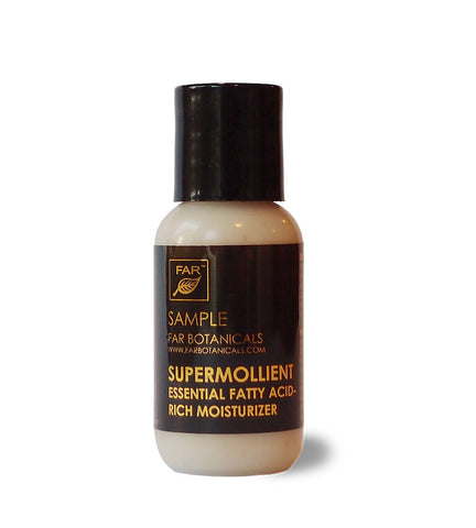 SAMPLE: Supermollient Fatty Acid-Rich Moisturizer for Hair - FAR Botanicals