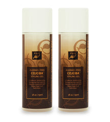 Alcohol-Free Cojoba Styling Gel - Two Bottle Set - FAR Botanicals
